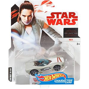 Hot Wheels® Star Wars™ Rey, Jedi Training™