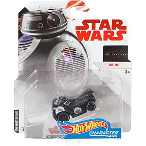Hot Wheels® Star Wars™ BB-9E™ Vehicle