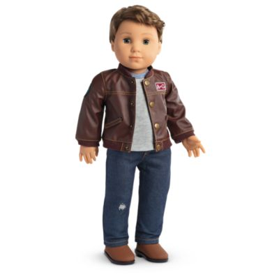 logans performance outfit for 18 inch dolls