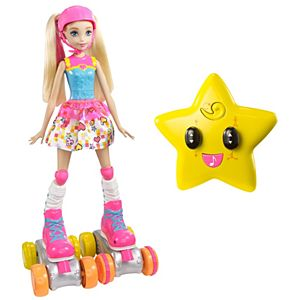 Barbie™ Video Game Hero™ Remote Control Roller Skating Barbie® Doll