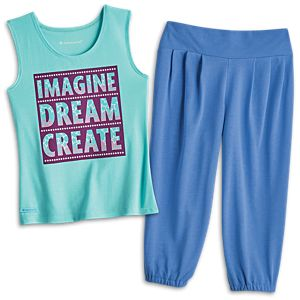 Gabriela McBride's PJs for Girls