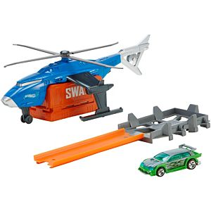 Hot Wheels® Super S.W.A.T. Copter Vehicle