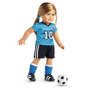 All-Star Soccer Outfit for 18-inch Dolls