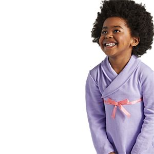 Comfy & Cozy Top for Little Girls