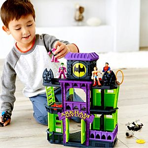 Imaginext® DC Super Friends™ Arkham Asylum