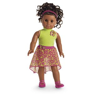 Gabriela's Take Flight Performance Outfit for 18-inch Dolls