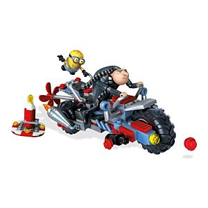 Mega Construx™ Despicable Me 3™ Gru's Water Motorbike