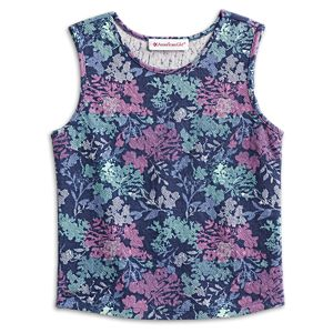Print Tank Top for Girls