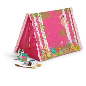 Sweet Dreams Garden Tent for WellieWishers™ Dolls