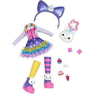 Kuu Kuu Harajuku™ Rainbow Unicorn Fashion Pack