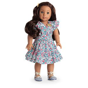 Nanea's School Outfit for 18-inch Dolls