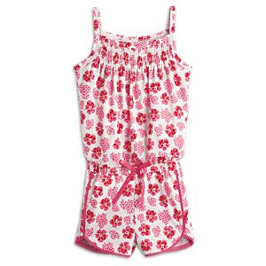 Tropical Flower PJs for Girls