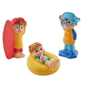 Alvin and the Chipmunks™ Chipmunk Bath Sprayers