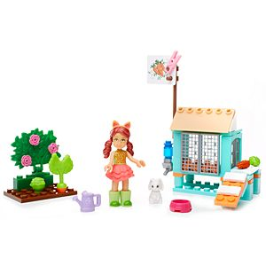 Mega Construx American Girl: Willa & Carrot's Hutch