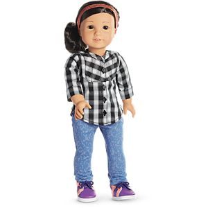 Z's Easy Breezy Outfit for 18-inch Dolls