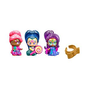 Shimmer and Shine™ Teenie Genies™ Magic Carpet Ring Pack #3 (Series 2)
