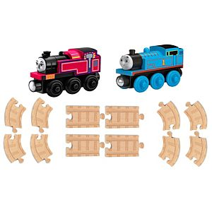 Thomas Wooden Railway 14 PC Starter Set
