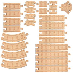 Thomas Wooden Railway 25 PC Track Pack