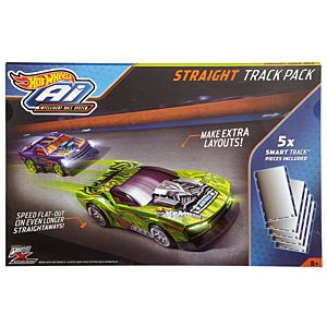 Hot Wheels® Ai Straight Track Pack Accessory