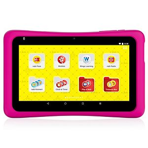 Barbie Tablet. Powered by nabi
