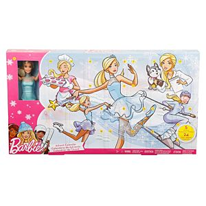 Barbie® Advent Calendar