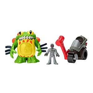 Imaginext® Power Rangers™ Terror Toad & Putty
