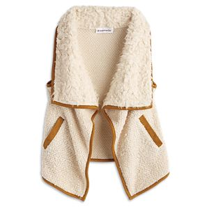 Warm & Fuzzy Vest for Girls