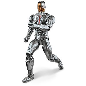 Justice League True-Moves Series™ Cyborg™ Figure