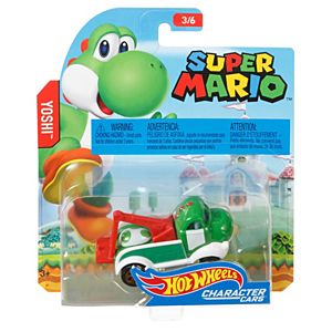 Hot Wheels® Super Mario Bros Yoshi