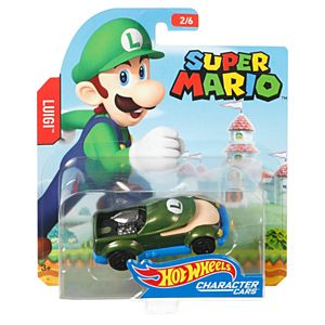 Hot Wheels® Super Mario Bros Luigi