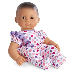 Colorful Dots Outfit for Bitty Baby Dolls