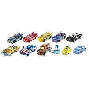 Disney•Pixar Cars 3 Die-Cast Dot-Com 10-Pack