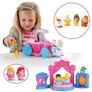 Little People Disney Princess Ultimate Gift Set
