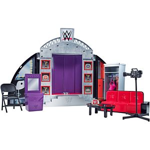WWE® Superstars Ultimate Entrance Playset