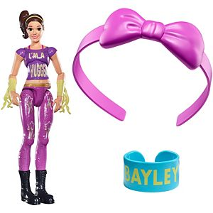 WWE® Superstars Bayley Ultimate Fan Pack