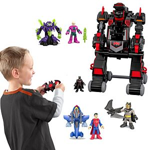Imaginext Batbot Battle Gift Set