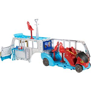 DC Super Hero Girls™ School Bus Playset