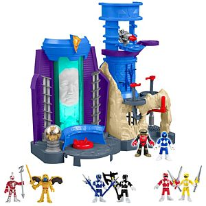 Imaginext Power Rangers Command Center Gift Set