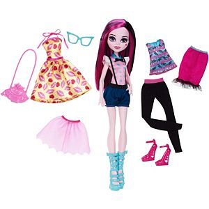 Monster High™ Lots Of Looks™ Draculaura™ Doll
