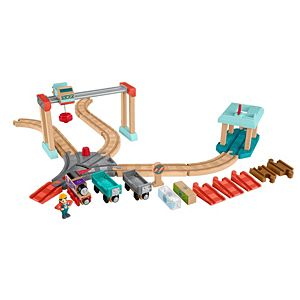 Thomas & Friends™ Wood Lift & Load Cargo Set