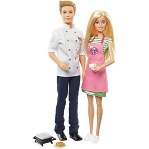 Barbie® and Ken® Dolls