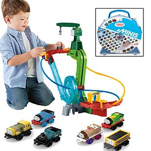 Thomas & Friends™ MINIS Motorized Raceway Gift Set