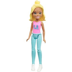 Barbie® On The Go™ Green Fashion Doll