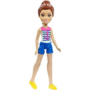 Barbie® On The Go™ Sailor Fashion Doll