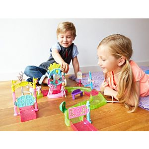 Barbie® On The Go™ Carnival Playset
