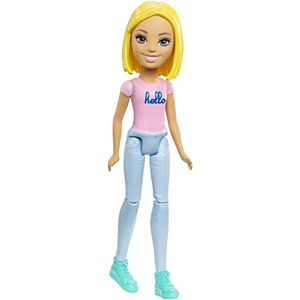 Barbie® On The Go™ Pink Fashion Doll
