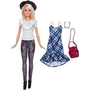 Barbie® Fashionistas® Doll 84 Happy Hipster Doll & Fashions – Original