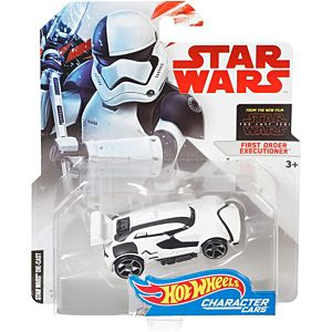 Hot Wheels® Star Wars™ First Order Executioner™, vehicle