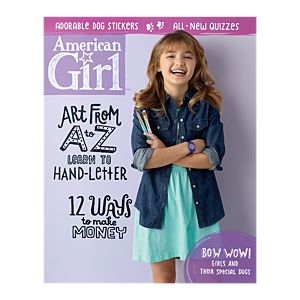 American Girl Magazine: May/June Single Issue