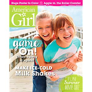American Girl magazine: July/August Single Issue